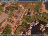 Grand Ages: Rome Windows Grand Ages: Rome (Demo) - Sky view