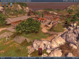 Grand Ages: Rome Windows Grand Ages: Rome (Demo) - Panoramic view