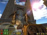 Serious Sam: The Second Encounter Windows A Persian-themed monument of seriousness
