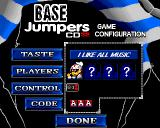 Base Jumpers Amiga CD32 Options