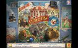 I Spy Fun House Windows Circus poster