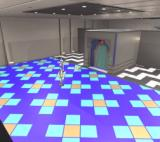 Team Innocent: The Point of No Return PC-FX Cool floor. The game's graphics have a definite style