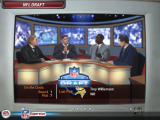 Madden NFL 06 Windows Drafting players