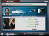 Madden NFL 06 Windows This is your agent