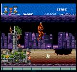 Ai Chō Aniki TurboGrafx CD The boss of this level is