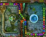 Zuma's Revenge! Windows Another level with lily pads