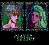 Chō Aniki TurboGrafx CD Choose your player!