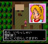 Cosmic Fantasy: Bōken Shōnen Yū TurboGrafx CD This girl needs to get healing plants