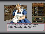 Rance IV: Kyōdan no Isan Windows 3.x Rance talks about the life of RPG heroes