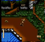 Rollergames NES Rolling through the jungle (don't ask me how)