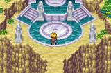 Golden Sun Game Boy Advance Entering the temple