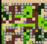 Dragon Warrior NES Deserted town