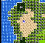 Dragon Warrior NES Castle of the main villain