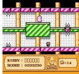 Kirby's Adventure NES Watch out for spikes