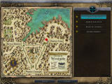 Neverwinter Nights 2: Mysteries of Westgate Windows The city map