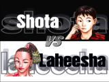 1 on 1 PlayStation Shota vs Laheesha