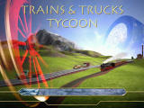 Trains & Trucks Tycoon Windows Loading Screen