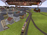 Trains & Trucks Tycoon Windows Intro
