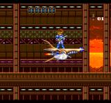 Kaizō Chōjin Shubibinman 3: Ikai no Princess TurboGrafx CD Cool, I can ride a plane-like platform!