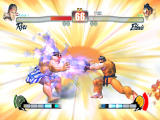 Street Fighter IV Windows A textbook Super Combo Finisher