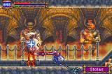 Castlevania: Aria of Sorrow Game Boy Advance A strange creature