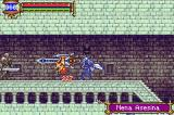 Castlevania: Aria of Sorrow Game Boy Advance Nice weapon
