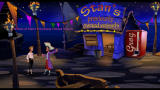 The Secret of Monkey Island: Special Edition Windows Stan sells old vessels.