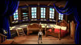 The Secret of Monkey Island: Special Edition Windows Captain's room.