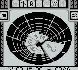 Stargate Game Boy Skill Mode has you trying to complete as many addresses as you can.