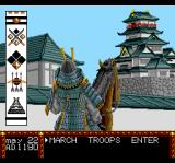 Lords of the Rising Sun TurboGrafx CD Your general's option