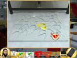 Slingo Mystery: Who's Gold? Windows Heart shapes puzzle