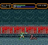 Valis IV TurboGrafx CD Bad weather conditions for battle...