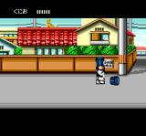 River City Ransom TurboGrafx CD Now *I* get to play with the barrels! And the cat is watching :)