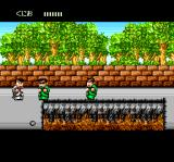 River City Ransom TurboGrafx CD What are you guys, secret agents?