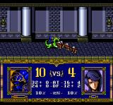 Warsong TurboGrafx CD This enemy general is riding a dragon and is very hard to kill