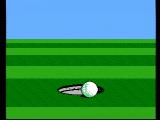 NES Open Tournament Golf NES Just missed a putt...