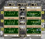 Sports Illustrated Championship Football & Baseball SNES Pick a play