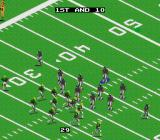 Sports Illustrated Championship Football & Baseball SNES On defense