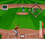 Sports Illustrated Championship Football & Baseball SNES Then a ball will go across the plate, and the pitch will be aimed at where the player stopped it