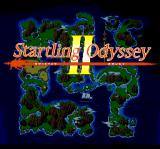 Startling Odyssey II: Maryū Sensō TurboGrafx CD Title screen