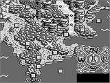 Hook Game Boy Map of Never Land
