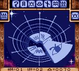 Stargate Game Gear Skill Mode has you trying to complete as many addresses as you can.