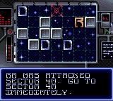 Stargate Game Gear D marks your (Daniel) victories, R marks Ra's victories.