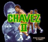 Chavez II SNES Title screen