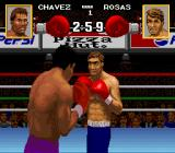 Chavez II SNES The fight begins