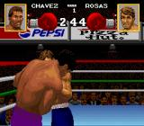 Chavez II SNES Clinching