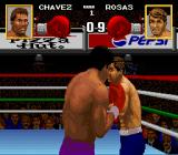 Chavez II SNES Sweat flying