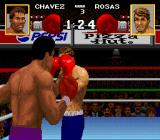 Chavez II SNES The opponent covering his face