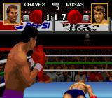 Chavez II SNES Knocked him to the ground