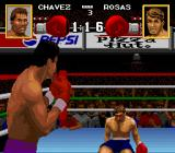 Chavez II SNES Can he get up before he's counted out?